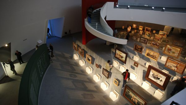 Sorolla y Niemeyer, un dúo luminoso