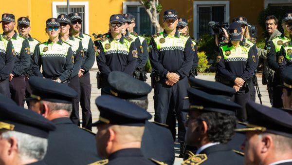 158 policías de València dicen sí a jubilarse con el nuevo decreto