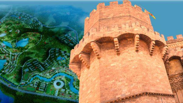 China se construye su propia València
